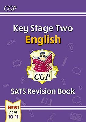 KS2 English Targeted SATS Revision Book - Standard Level (for th... by CGP Books