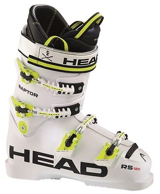 Scarponi sci Skiboot Race HEAD RAPTOR 120 RS MP 30 Season Stagione 2016/2017