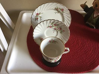 Old Foley James Kent Pattern 7048 Made in England Trio