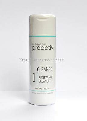 PROACTIV Acne Blemishes Solution Skin Smoothing Exfoliator Facial Cleanser 120ml
