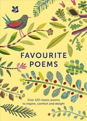 Favourite Poems of the National Trust by Jane McMorland Hunter 9781911358213