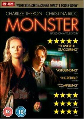 Monster [2003] [DVD] - DVD  8EVG The Cheap Fast Free Post