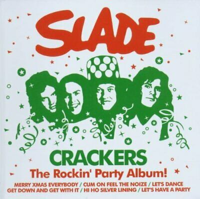 Slade - Crackers - The Rockin' Party Album! - Slade CD BWVG The Cheap Fast Free