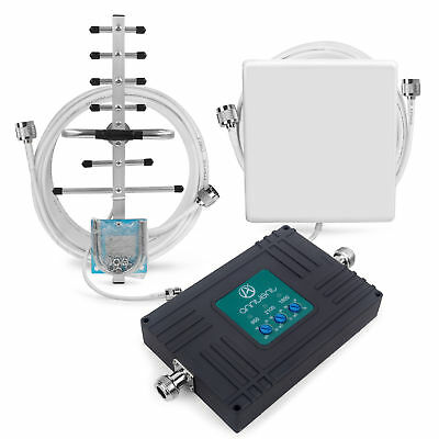 Home-use 850/1800MHz 70dB Booster Signal Repeater Set for Data & Voice AU STOCK