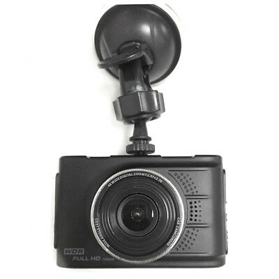ABS 120 Degrees Wide Angle 1.3MP Car DVR With IR Night Vision/HDMI HD Output