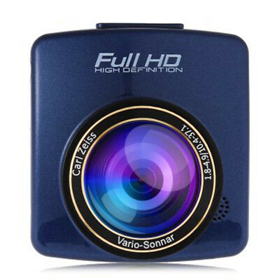 Blue ABS H150 5V 1080P HD Night-vision 120?-149?Wide-angle Car DVR Recorder