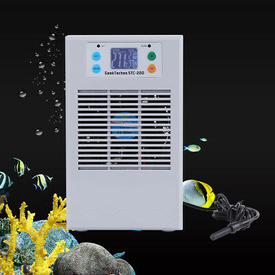 Small cold water fish tank picclick uk for Fish tank water cooler