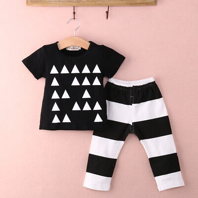 Fashion Family Clothes Mother Father Son Baby Girls Boy Kid Shirt T-shirt Tops B