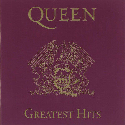 Queen : Greatest Hits CD (2019) Value Guaranteed from eBay's biggest seller!