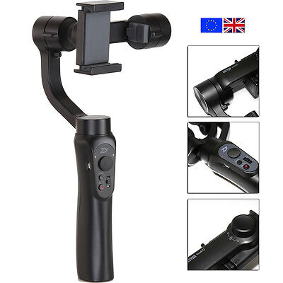 Zhiyun Smooth-Q 3-Axis Handheld Mobile Gimbal Stabilizer for Smartphone, iPhone