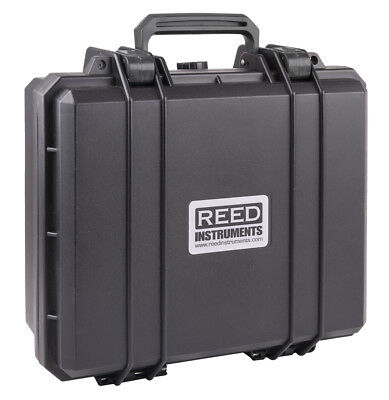 REED R8890 Deluxe Hard Carrying Case, 15.7 x 12.6 x 6.7""