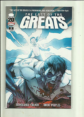 The Last of the Greats . # 5  . Image Comics.