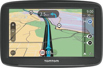 TomTom START 52 CE Central Europe Navigationsgerät
