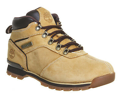 Mens Timberland Splitrock 2 WHEAT NUBUCK Boots *Ex Display*