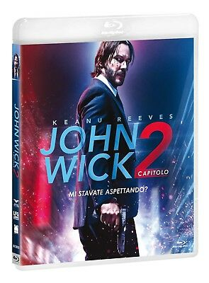 John Wick - Capitolo 2 (Blu-Ray) EAGLE PICTURES
