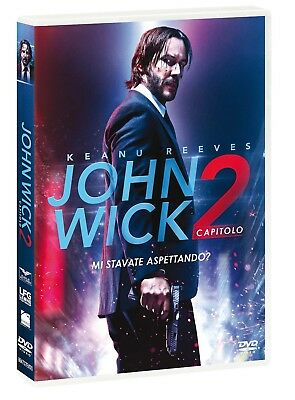 John Wick - Capitolo 2 DVD EAGLE PICTURES