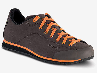 Shoes Shoe man MARGARITA GTX colour Charcoal Tonic