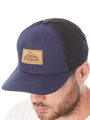 Dakine Midnight-Black 18W Northern Lights Trucker Cap