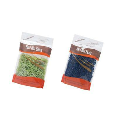 2x300g Bikini Épilation au corps Hot Film Hard Wax Beans Stripless