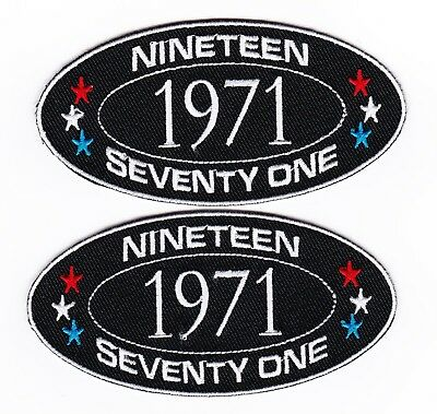 1962  SEW//IRON ON PATCH EMBROIDERED BADGE EMBLEM CHEVROLET FORD DODGE PONTIAC