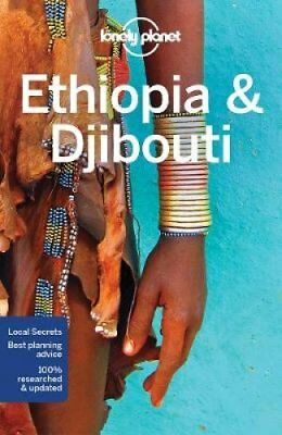 Lonely Planet Ethiopia & Djibouti by Lonely Planet (Paperback, 2017)