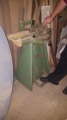 Morso foot operated guillotine press
