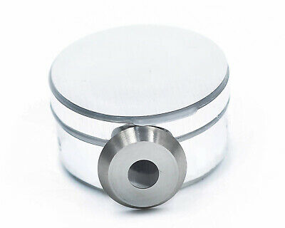 """5/8""""(16mm)Dia Round Carbide insert cutter for wood turning Ci0,with screw,1 pack"""