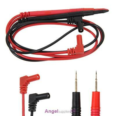 High Quality 1 PAIR Universal Probe Test Leads Pin For Digital Multimeter meter