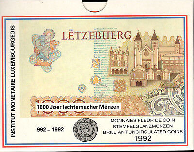Luxemburg KMS 1992