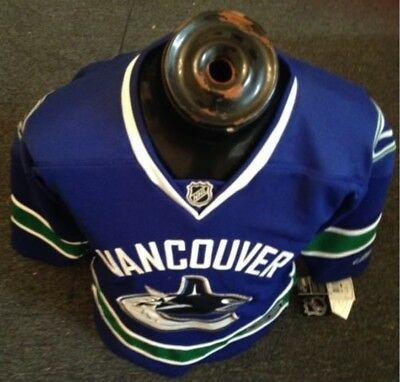 Nhl Vancover Canucks Top Jersey Bnwts