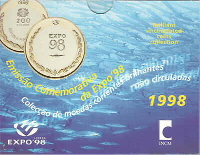 Portugal KMS 1998 EXPO 98
