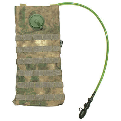 MFH Hydration Bladder Water Carrier 2.5 L Paintball MOLLE Airsoft HDT Camo FG