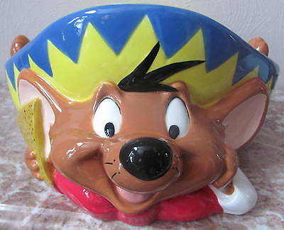 Speedy Gonzales Gonzeles Salsa Chip Bowl Exclusive Warner Brothers Bros 1999