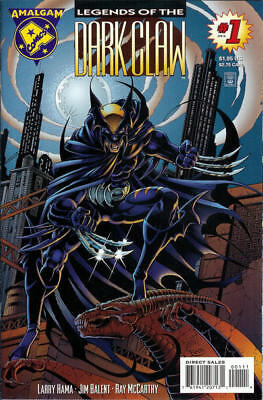 LEGENDS OF THE DARK CLAW 1 ANAGRAM AMERICAN COMIC 1st PRINTING