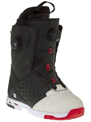 DC Torstein Horgmo Black-White-Red Signature Series Snowboard Boots