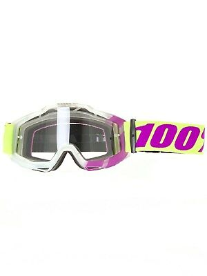 100 Percent Tootaloo-Clear Accuri MX Goggle