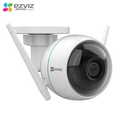 TELECAMERA IP WIRELESS WIFI AUDIO 2 MPX IP 65 2.8 MM Ezviz