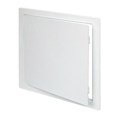 "12"" x 12"" Removable Snap Latches Hinged Plastic Wall Ceiling Access Panel Door"