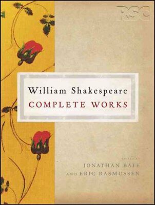 The RSC Shakespeare The Complete Works by David Wilkins 9780230200951