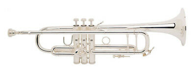 Bach Artisan Trumpet 190S Silver Plated (AB190S)