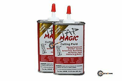 Closeout 2 pack Tap Magic Cutting Oil, 4 oz. Can - 10004E