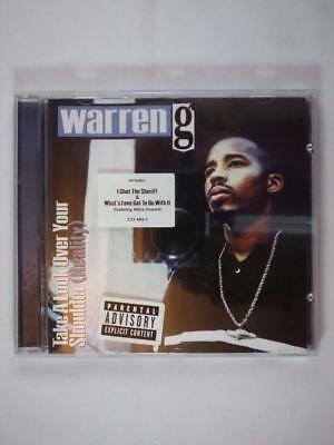 Warren G - Take A Look Over Your Shoulder (Reality) - Music CD