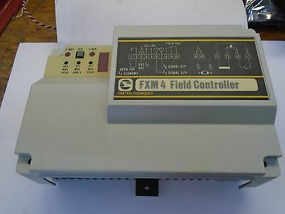 Control Techniques FXM4 Field Regulator-Max.20A WARRANTY 6 months
