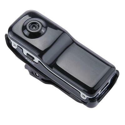 MD80 Mini DV DVR Camera Webcam Sport Motorcycle Video Audio Recorder U^