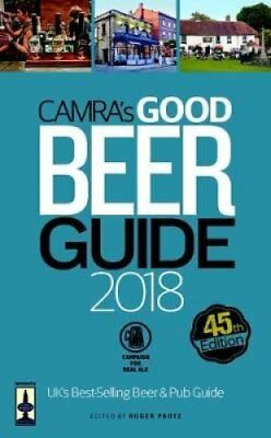 CAMRA's Good Beer Guide: 2018: No. 45 by CAMRA Books (Paperback, 2017)