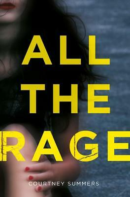 NEW All the Rage By Courtney Summers Paperback Free Shipping