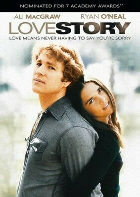 Love Story [New DVD] Dolby, Widescreen