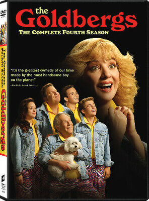 The Goldbergs: The Complete Fourth Season [New DVD] 3 Pack, Ac-3/Dolby Digital