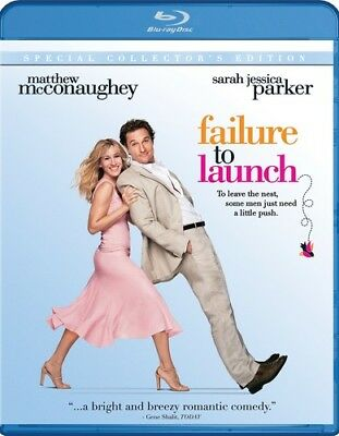 Failure To Launch [New Blu-ray] Collector's Ed, Special Edition, Widescreen, D