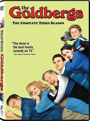 The Goldbergs: The Complete Third Season [New DVD] 3 Pack, Ac-3/Dolby Digital,